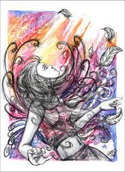 .: Fleeting Light :. by anachsunamon