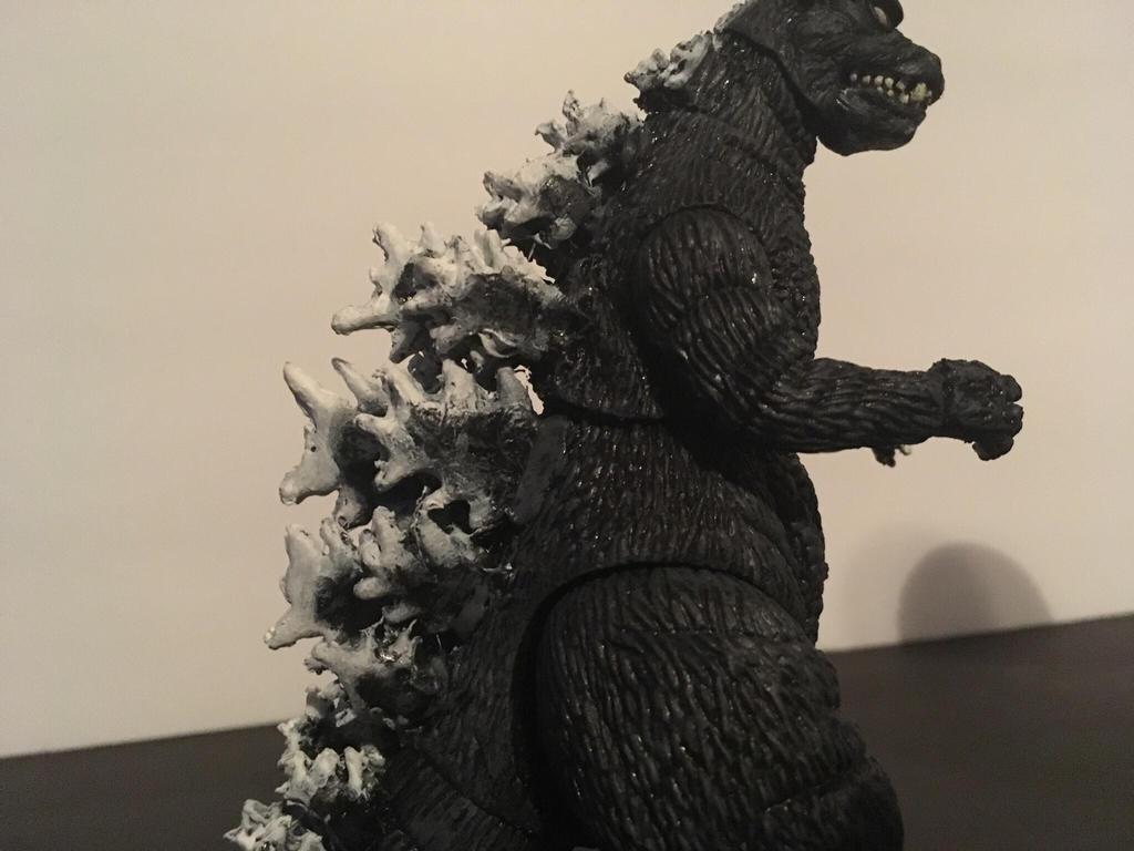 Custom Neca Godzilla 1984 2.0 by godzilla154