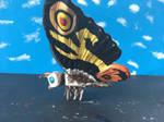 Custom Bandai Mothra 4