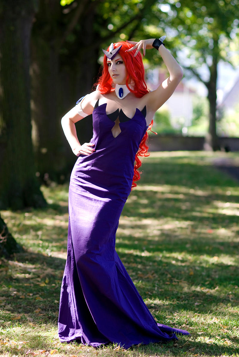Queen Beryl by firebirdxxx