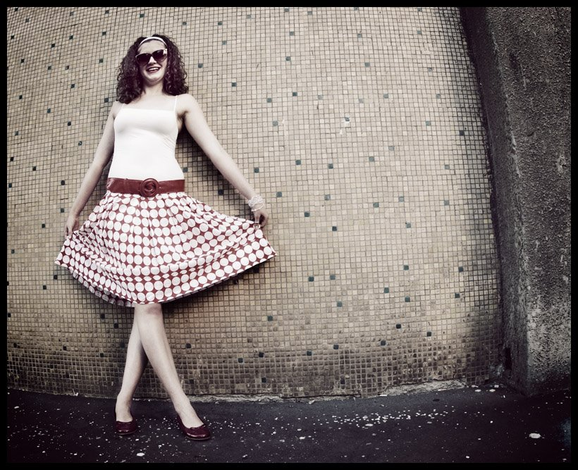 Kinga retro by Charlotte28