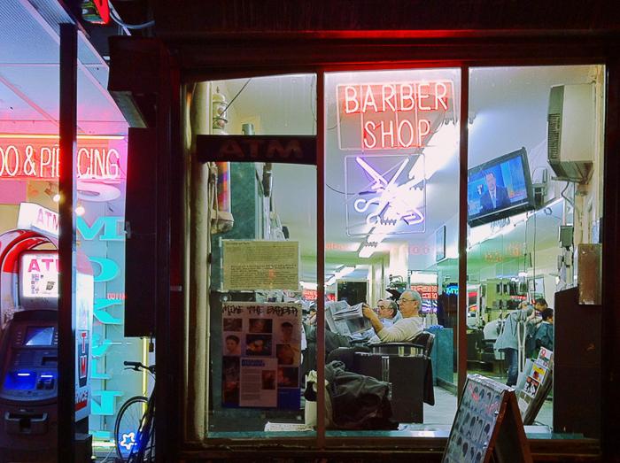 Barber Shop by im-ella