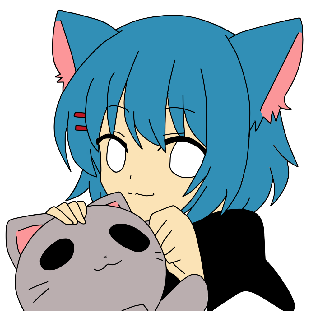 Neko   Lineart By Notheryne-d6e633s by timstacks12