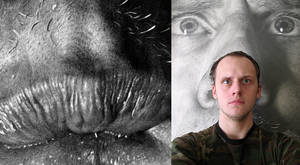 selfportrait - real scale