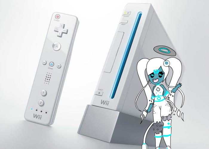 Wii Genre Oc by Manison