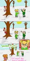 A Simonette Comic for a friend!