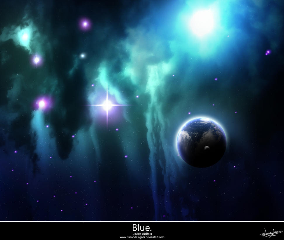 Blue by ItalianDesigner