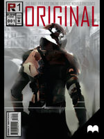Complete Original Collection - Series 1 - Issue 1 by raelgunn87