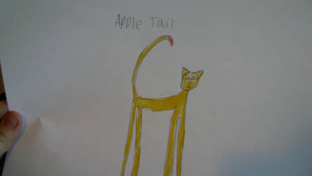 Apple tail