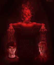 Black Mirror Bandersnatch Poster by borschtplz