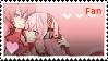 Meiko/Luka support stamp by KikiNaty
