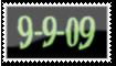 9-9-09 stamp by RAIDEO-MARS
