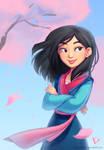Mulan Fan Art