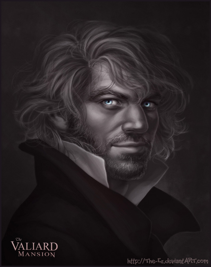 Lord Joshua Valiard Portrait by The-Ez