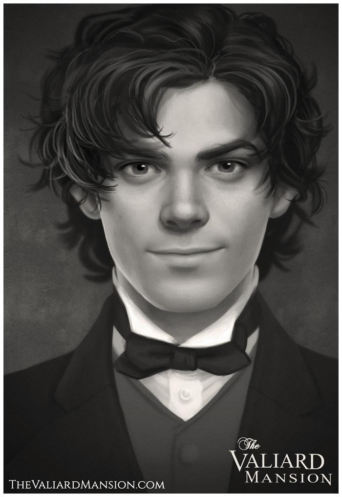 Gangfield Portrait 2014 by The-Ez