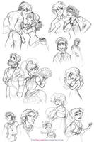 More Valiard Leftovers - July-November 2014 by The-Ez