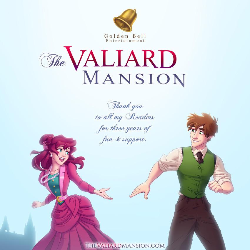 VALIARD got a BOOK DEAL!