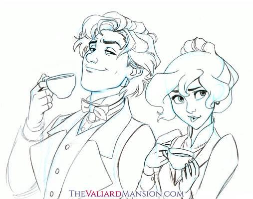Tea Time Gossip - October 2020