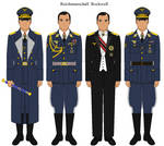 Reichsmarschall George Lincoln Rockwell Uniform