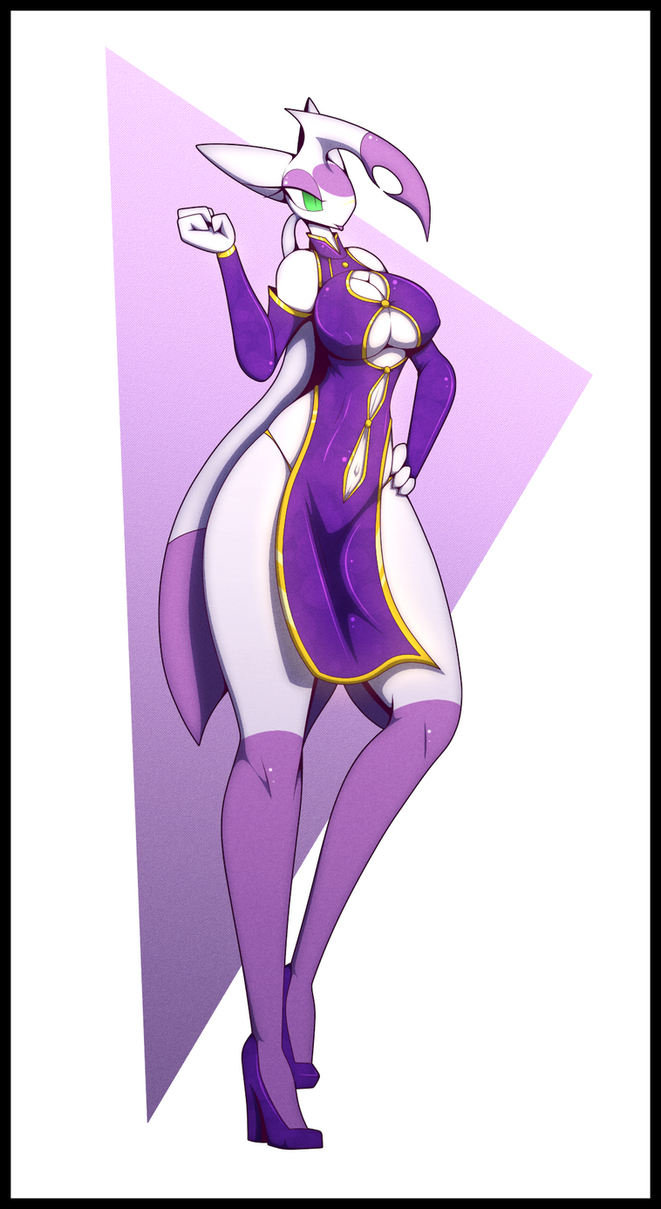 ~Android Lillia~ by R-MK on DeviantArt
