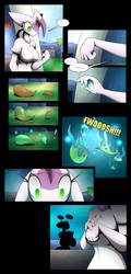Pg 56 : Lily's Back Story by R-MK