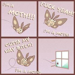 Moth by R-MK