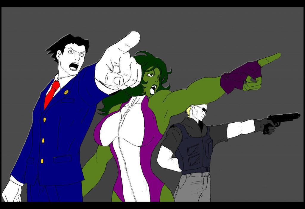 Posting Original Art Team_kagato__colored__by_mrkey17-d8cyxbp