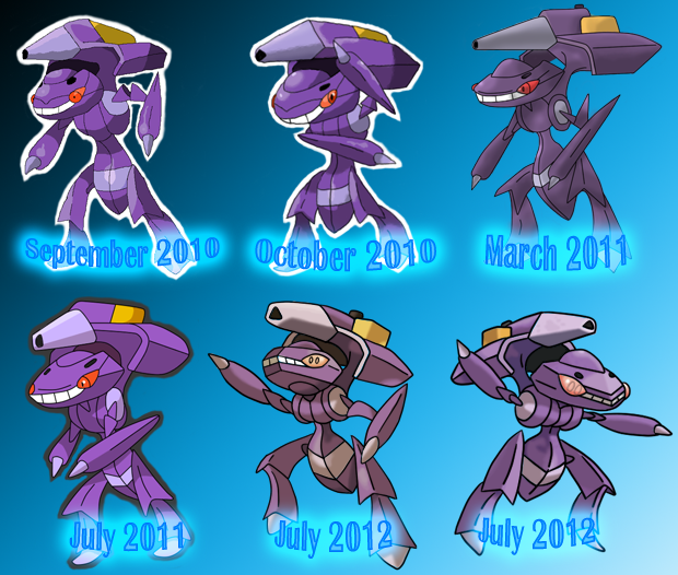 Genesect Gallery by Ah...