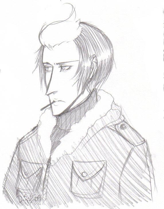 New Character: Zeus by NikaGika