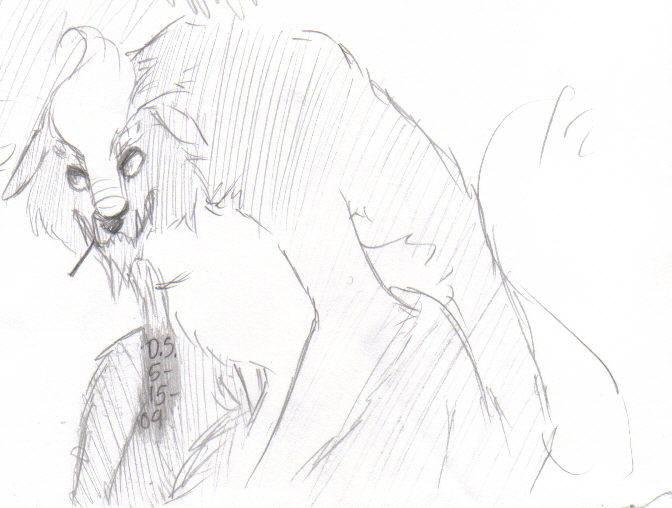 Zeus's Beast Form by NikaGika