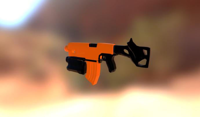2nd Blaster