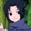 sasuke's memories by tamesuki