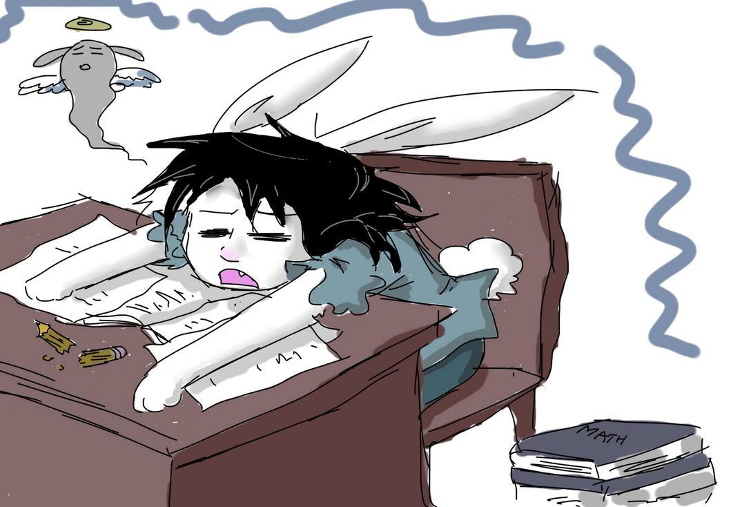 School Days by PillowRabbit