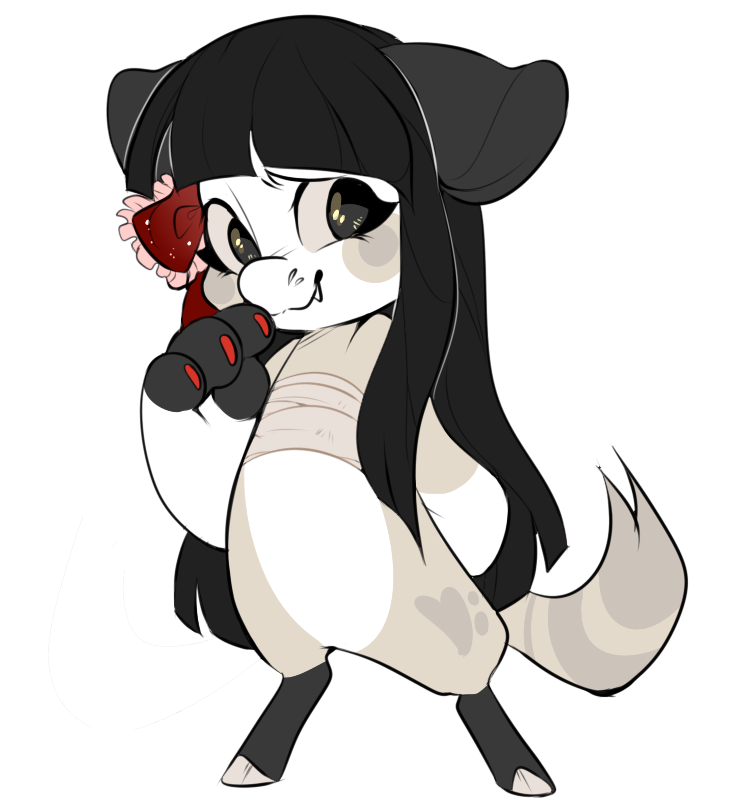 [COMM] shy by PillowRabbit