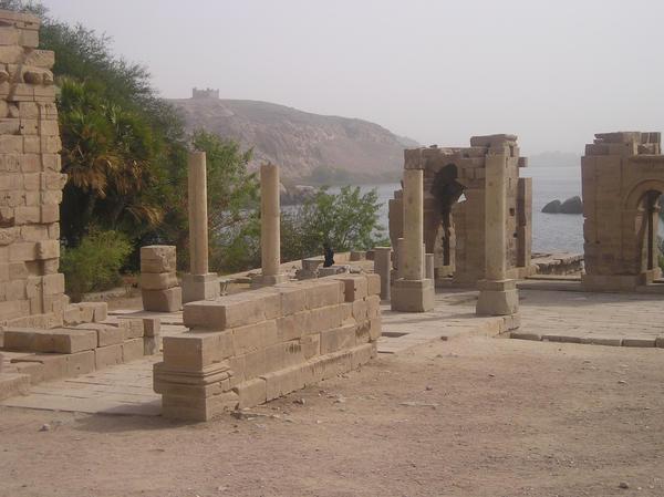 Stock : Temple Ruins by DistortedSmileStock