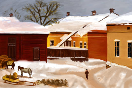 Helsinki in 1800's