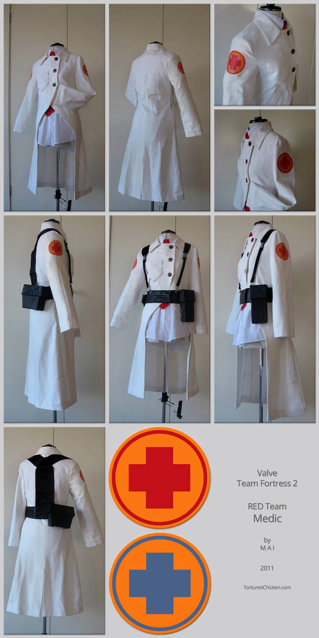 TF2 Medic by TorturedChicken