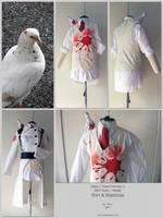 TF2 Medic shirt and waistcoat by TorturedChicken
