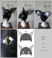 Siryn hat by TorturedChicken