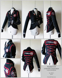 Umbrella Corp. custom jacket
