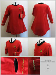Redshirt Uniform by TorturedChicken
