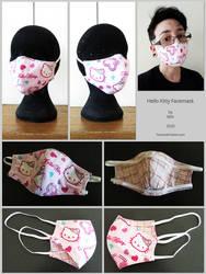 Hello Kitty Facemask