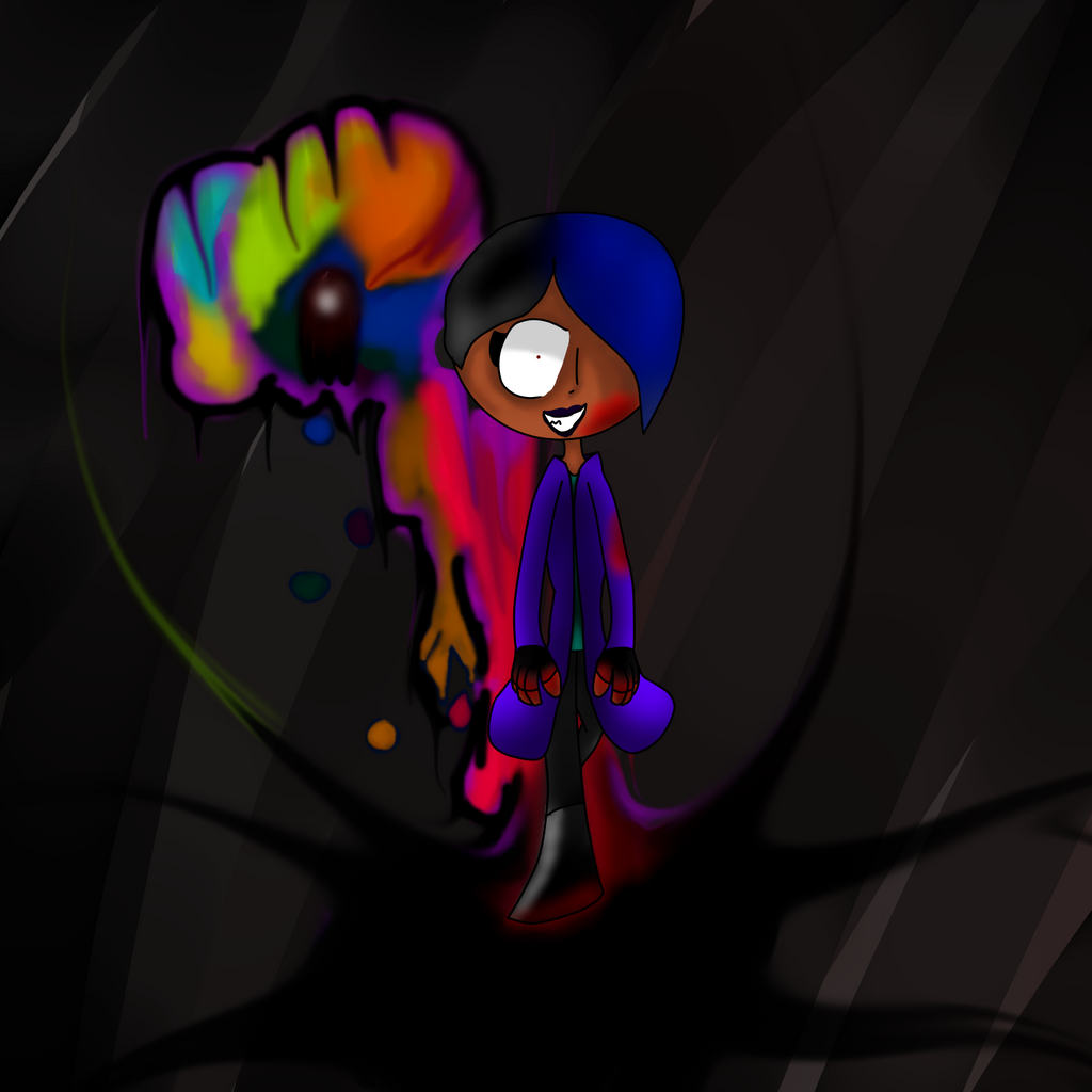 Meet inky (cp' s darkside) by Cutsiepi