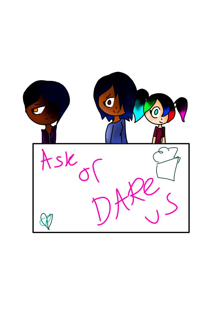 ASK OR DARE US by Cutsiepi