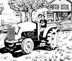 TimXKon: A Day on the Farm