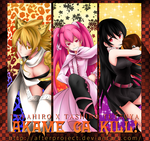 Akame ga Kill Girls