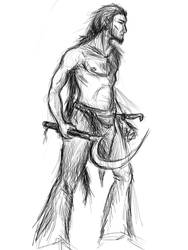 Dothraki bloodrider