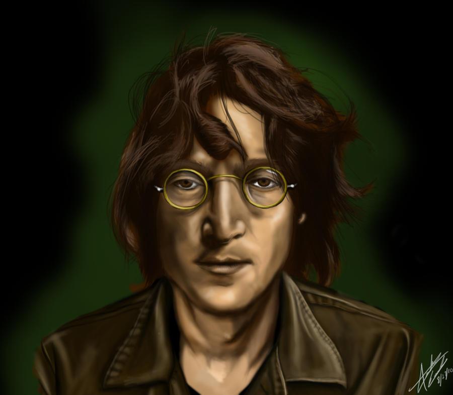 John Lennon by Xprinceofdorknessx