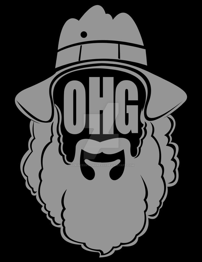 OHG Orange Hat Guy T-shirt design by Xprinceofdorknessx