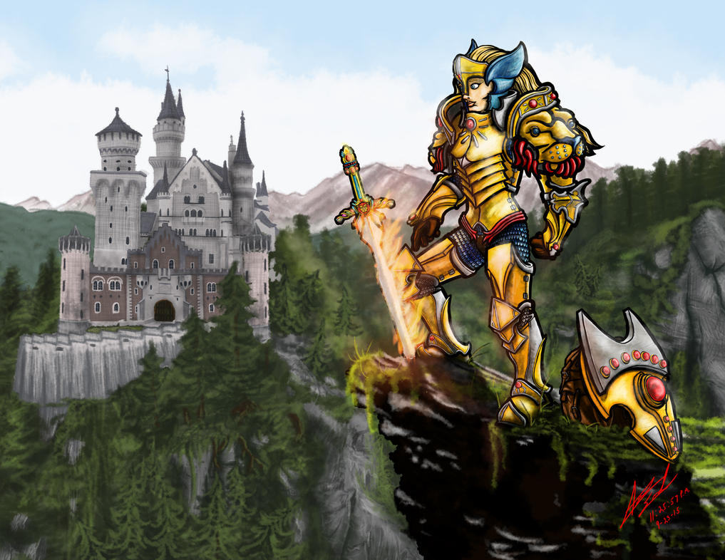Leona by Xprinceofdorknessx
